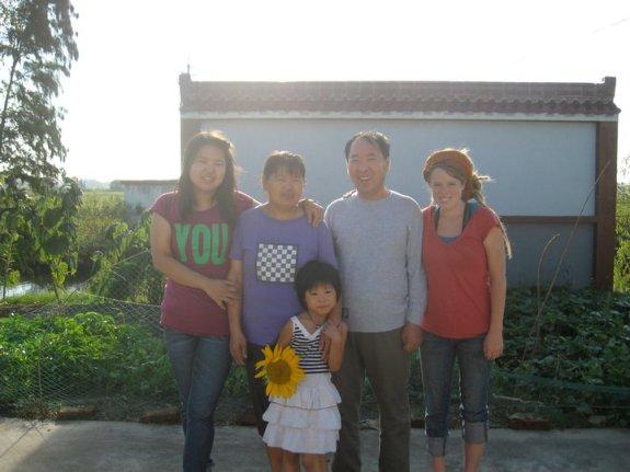 Julie&Fam