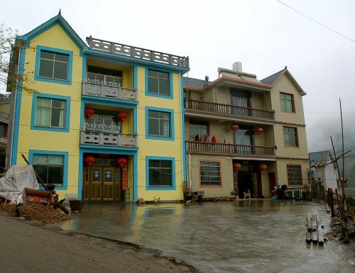 Houses - village 1